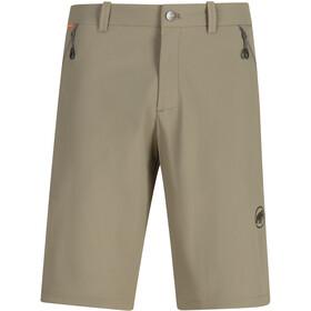 Mammut Hiking Pantalones cortos Hombre, tin
